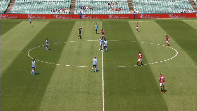 SYD v WSW: Full Match Replay