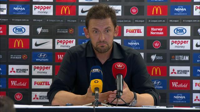 WSW press conference