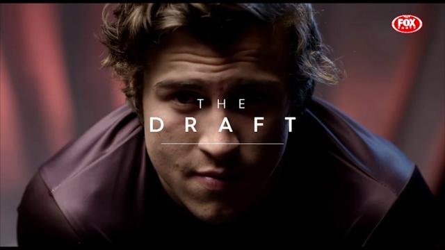 2016 NAB AFL Draft Day