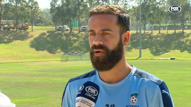 Brosque: Focusing on our boys