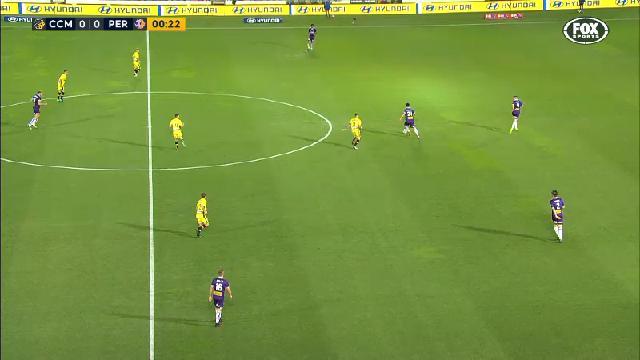 CCM v PER: Full Match Replay