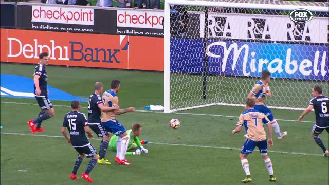 MVC v NEW: Match Highlights