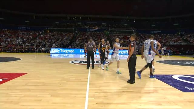 SYD v ADE: Full Match Replay