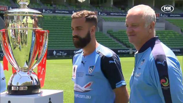 Brosque: It has been a while