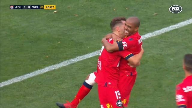 Henrique provides the spark