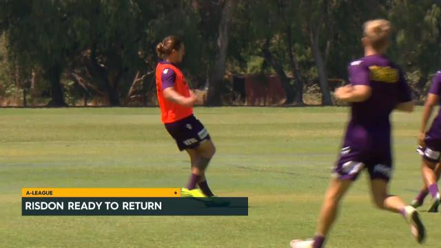 Risdon set for shock return