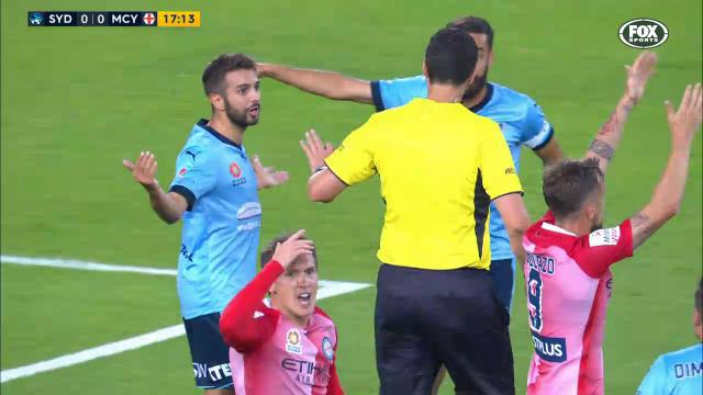 Bobo ruins Sydney goal