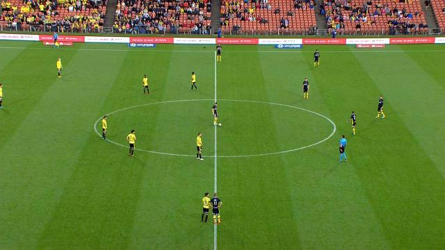 WEL v CCM: Full Match Replay