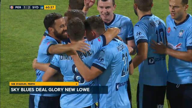 Sydney back to winning ways