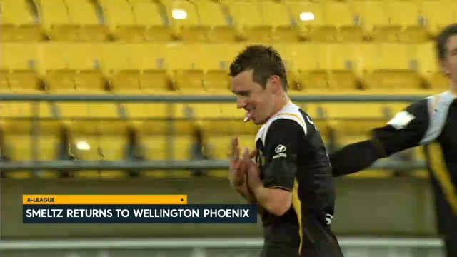 Smeltz returns to Wellington