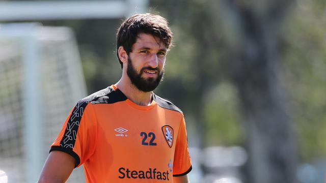 Broich benched again?