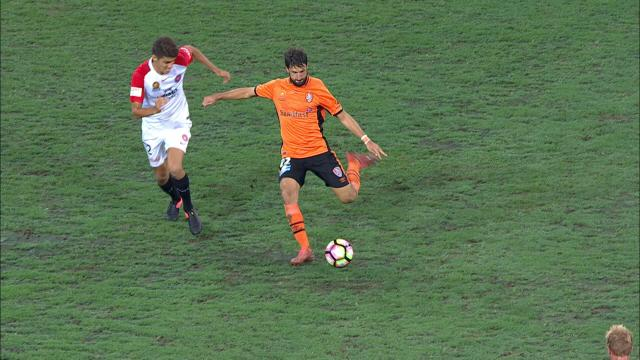 Broich genius sets up opener