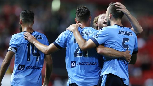 Sydney FC full of confidence