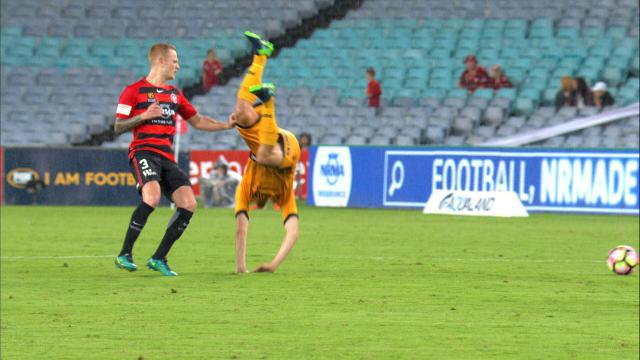 WSW v PER: Match Highlights