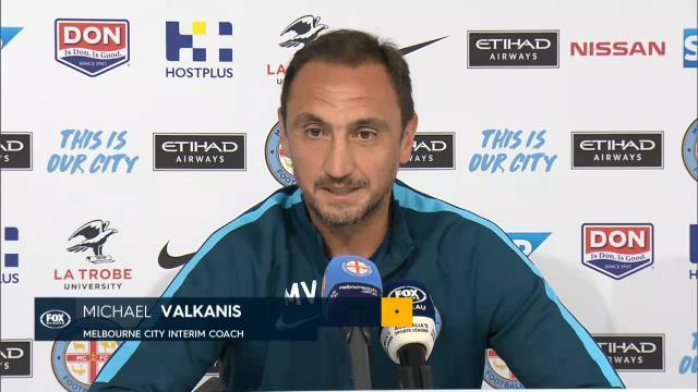 Valkanis shocked by JVS