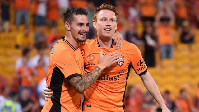 Roar need Maclaren to win