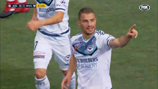 Troisi belts home a beauty