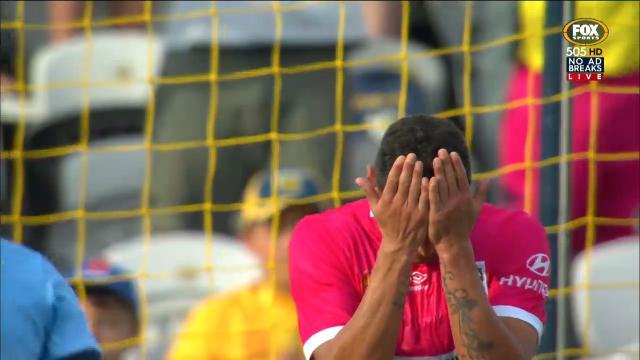 Ferreira's penalty flop