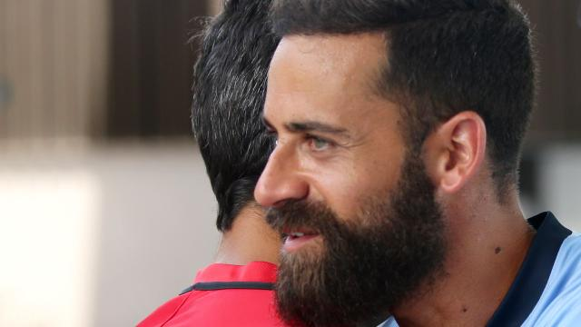 Brosque a fan of WSW drought