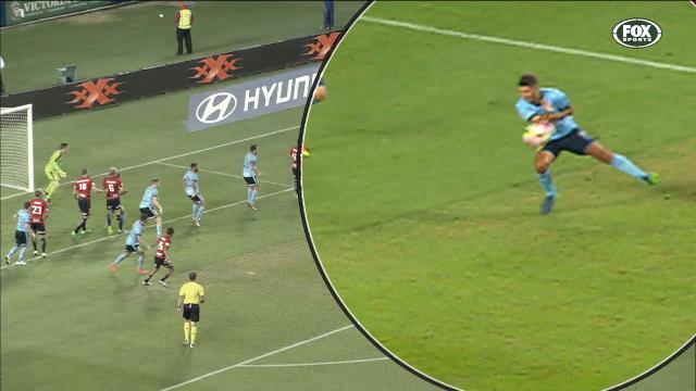 Wanderers denied penalty