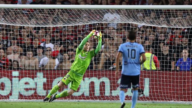 Drama in drawn Sydney derby