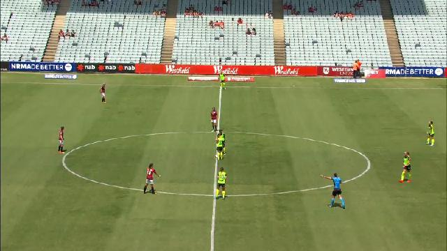 WSW v CBR: Full Match Replay
