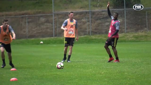 Nix wary of determined United