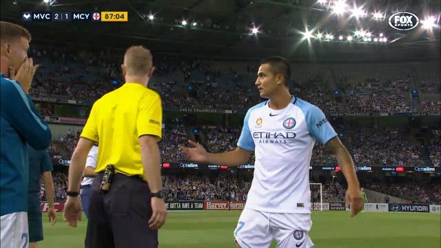 Cahill sent in derby meltdown