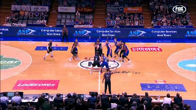 ADL v NZB: Full Match Replay