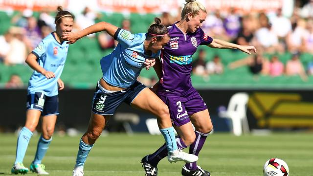 PER v SYD: Full Match Replay