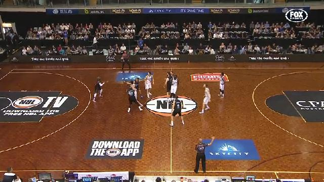 NZB v MEL: Full Game Replay