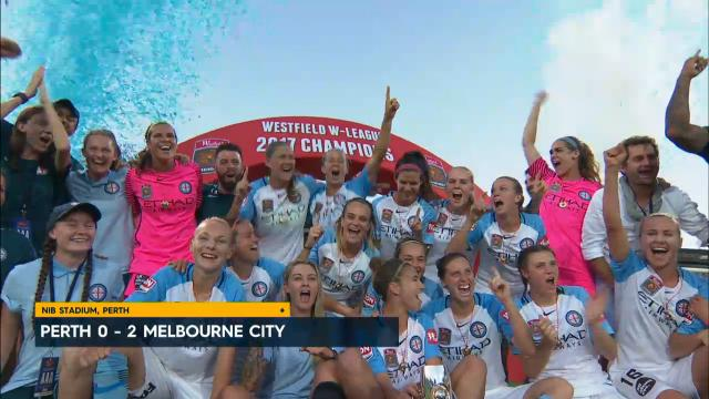 City claim W-League crown