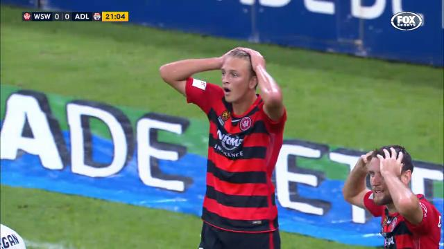 WSW v ADL: Match Highlights