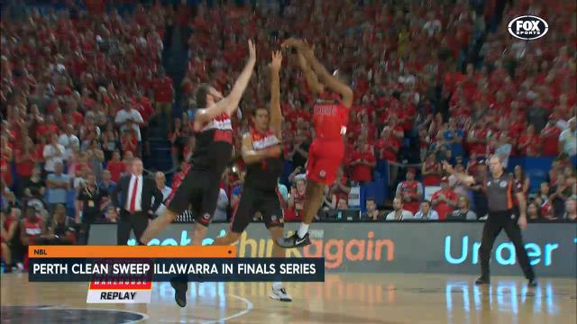 NBL Grand Final highlights