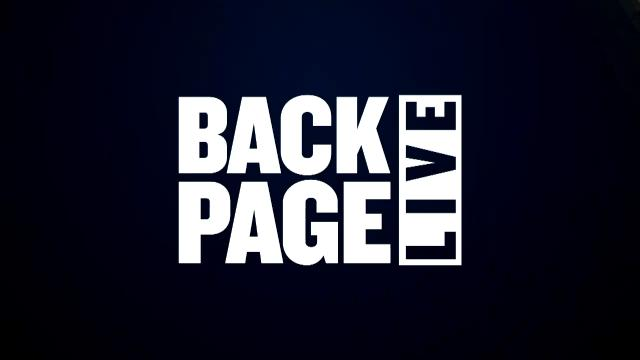 Back Page Live (7/3/17)