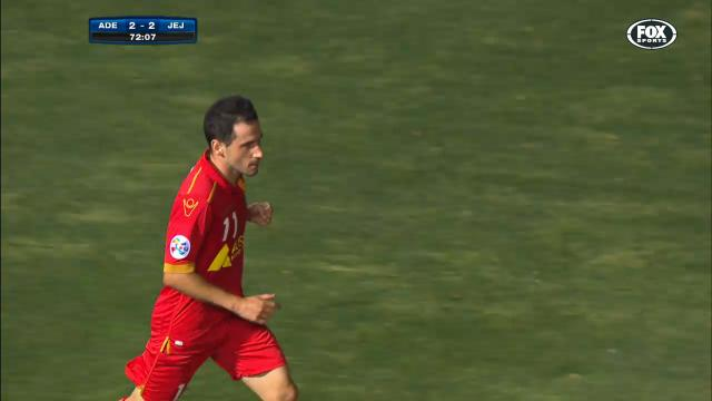 Cirio strikes back for Reds