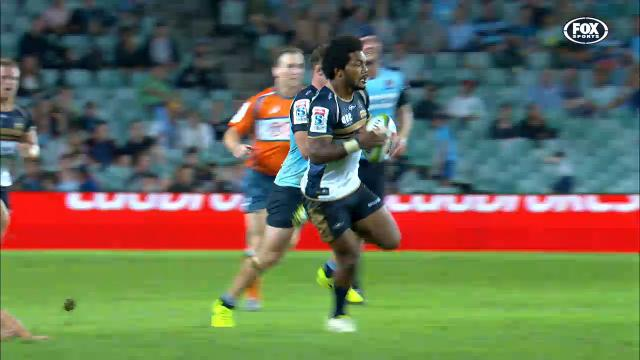 Speight makes Tahs look slow