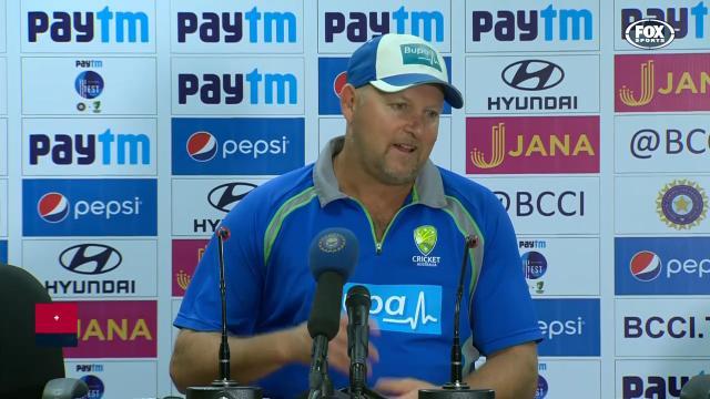 'It's great Test cricket'