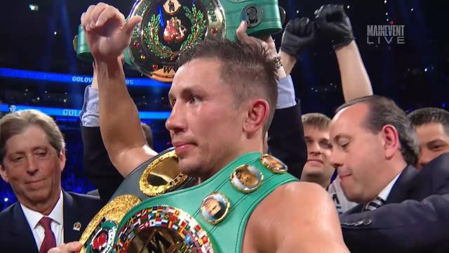 GGG stays unbeaten at MSG