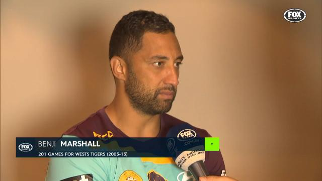 Benji Marshall on JT sacking