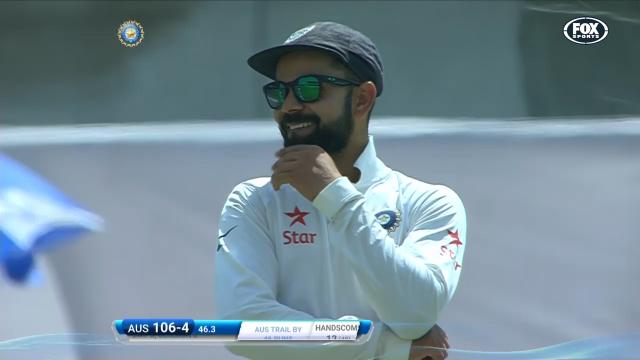 Laughable review from Kohli