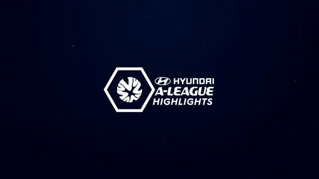 A-League Highlights: R23