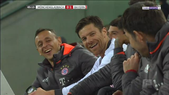 Robben's hilarious tantrum