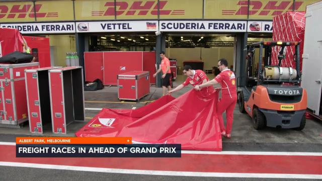 Expect a 'faster' Grand Prix