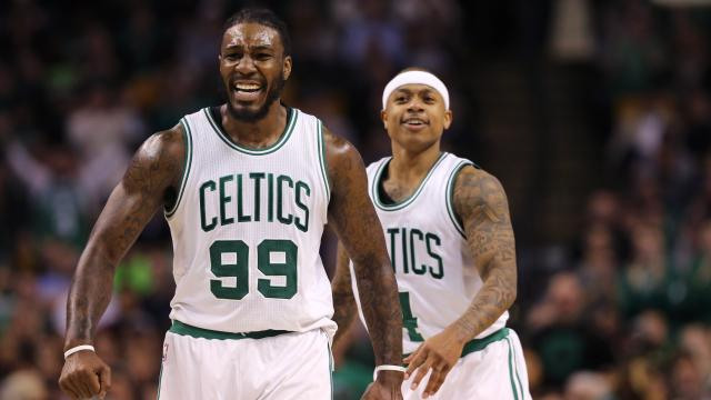 Wizards fall to the Celtics