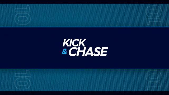 Kick & Chase (22/03/17)