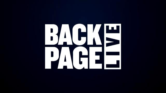 Back Page Live (21/03/17)