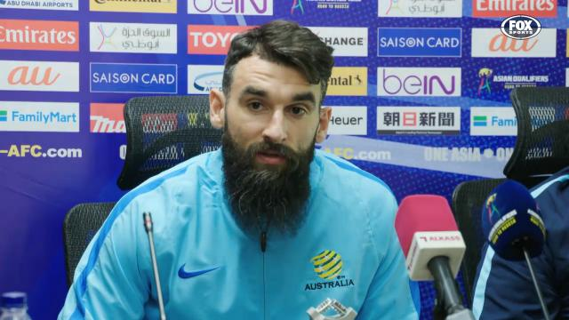 Jedinak wary of Iraq