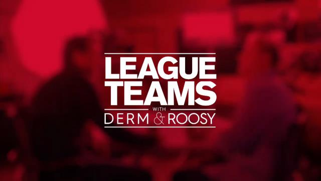League Teams (23/3/17)