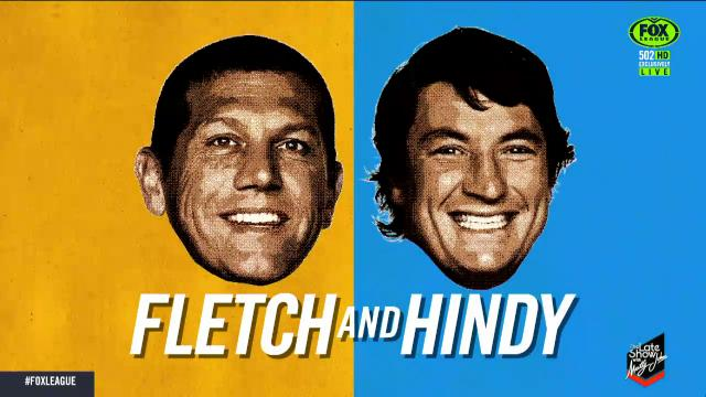 Fletch and Hindy (23/3/17)
